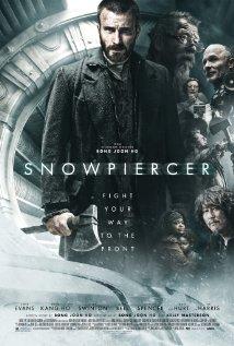'Snowpiercer' movie poster