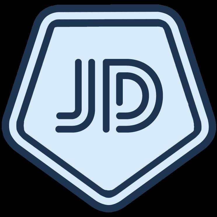 Intentional Sensibility (Joe Darnell's site) logo