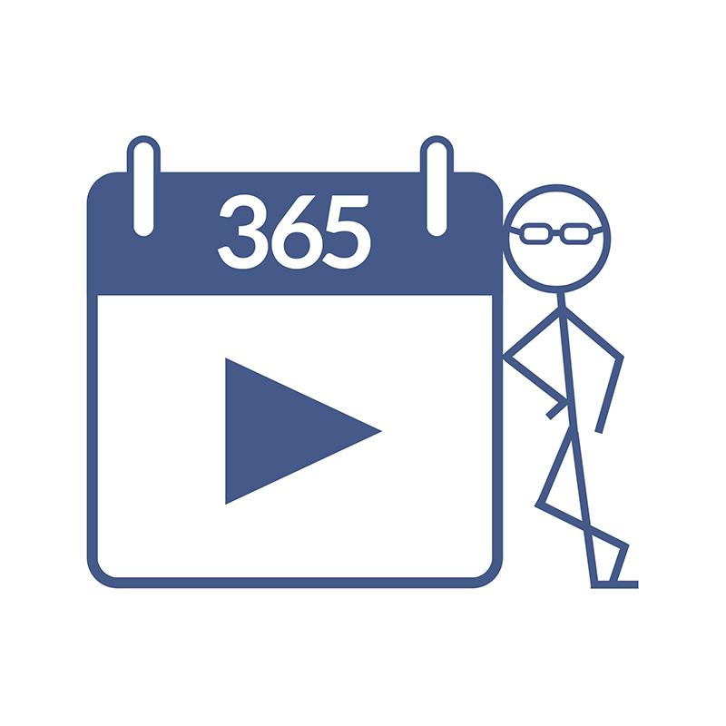 365 Movie Guy logo