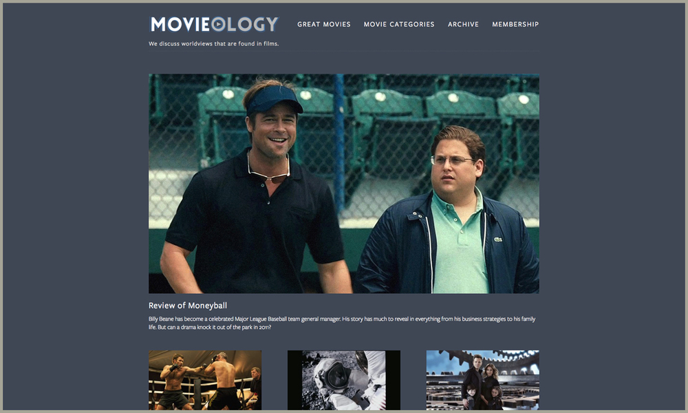 Movieology site