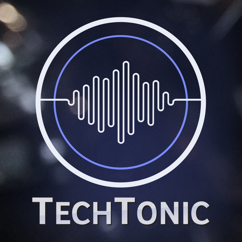 The TechTonic podcast cover art