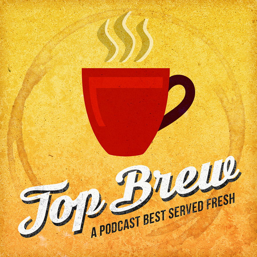Top Brew cover art