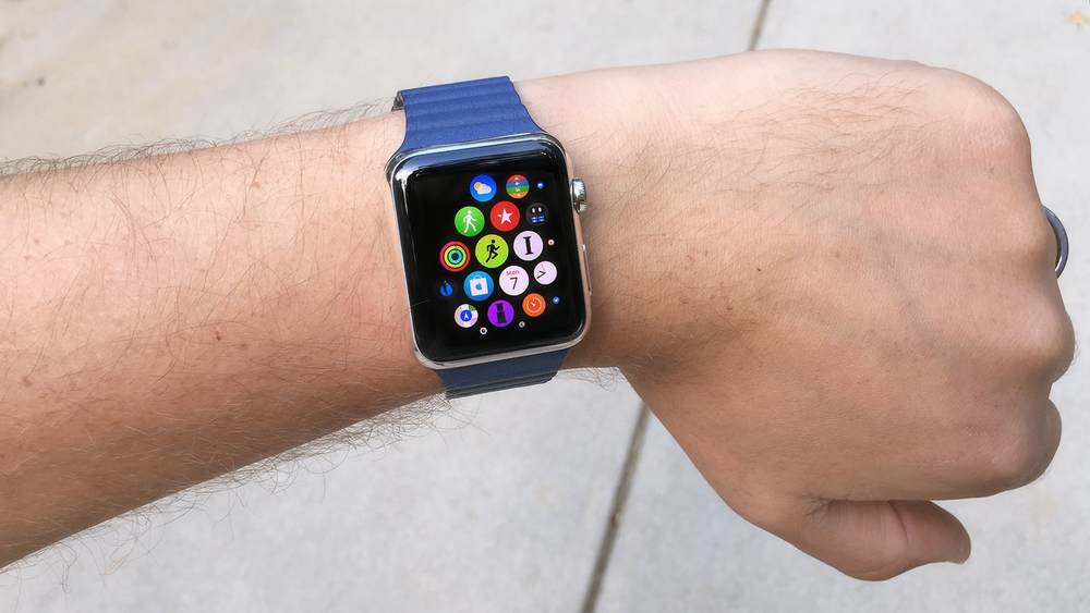 Workouts with the Apple Watch