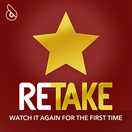 Retake podcast cover art