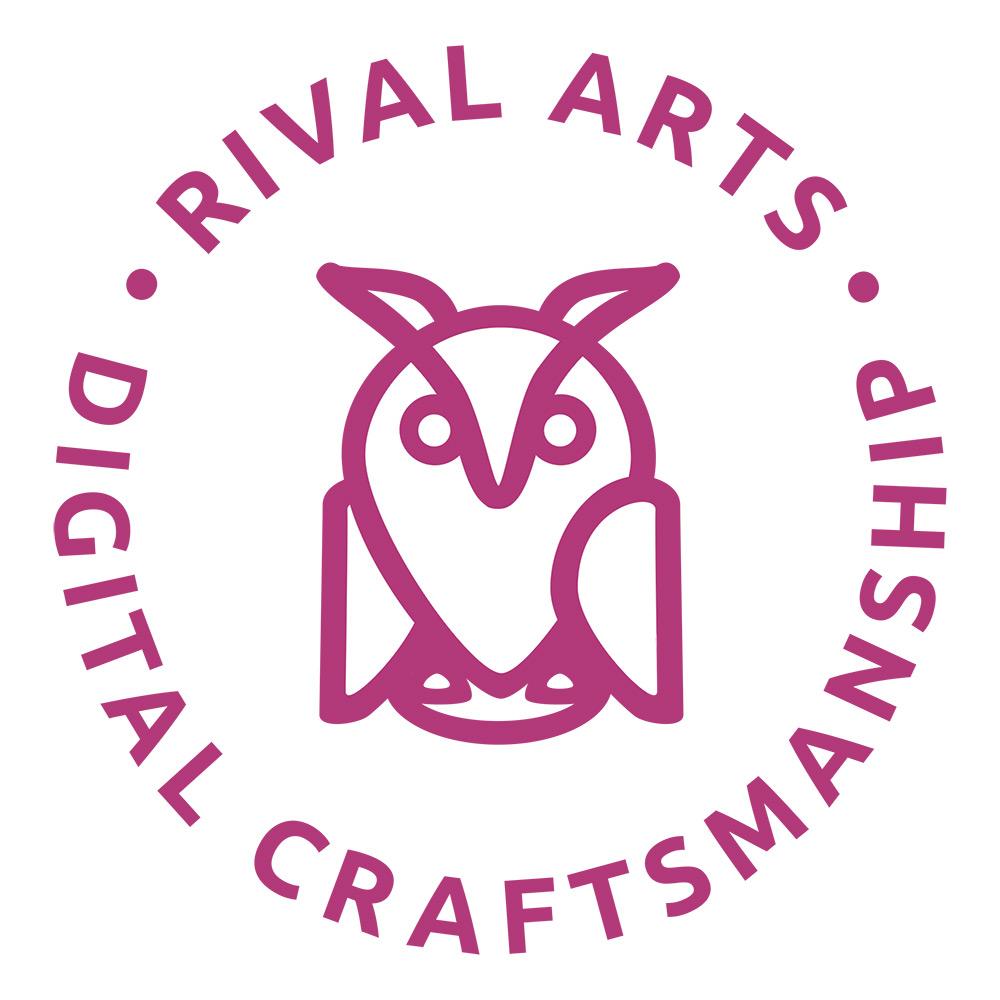 Rival Arts owl seal