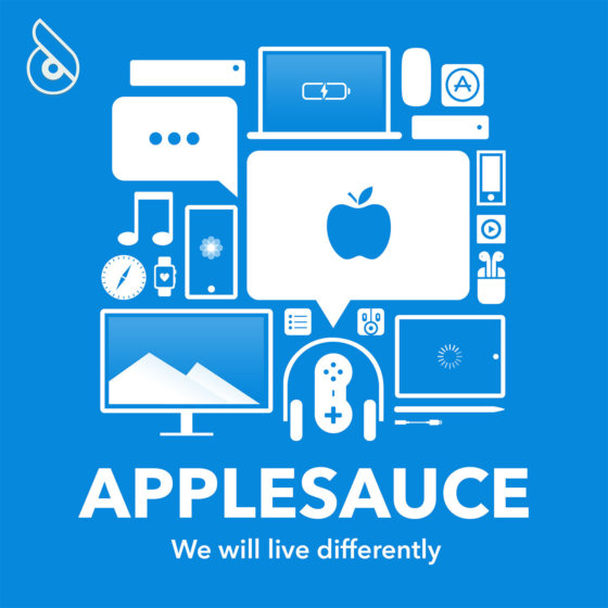 Applesause podcast cover