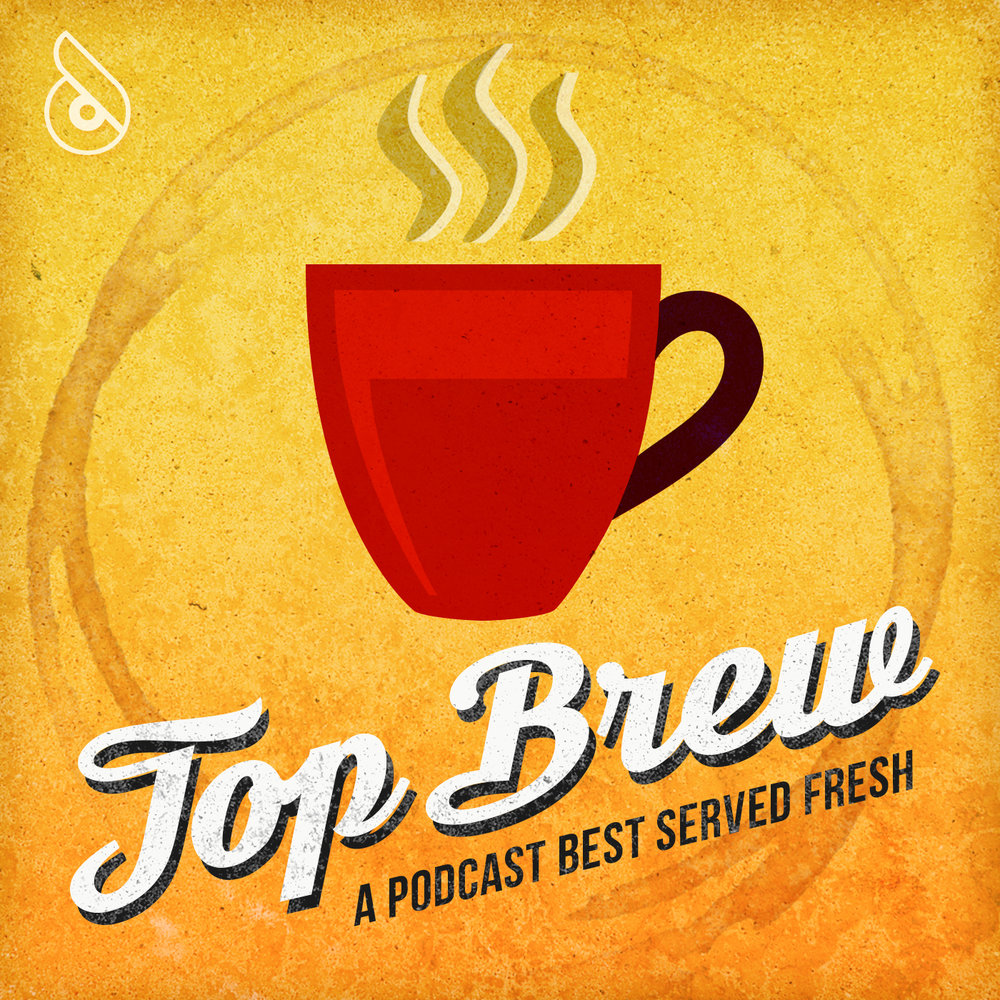 Top Brew podcast cover