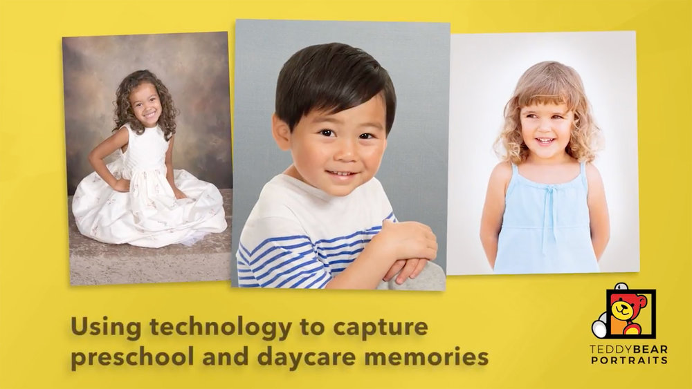 Using technology to capture preschool and daycare memories