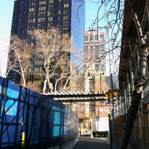 scaffolding city, shot 195