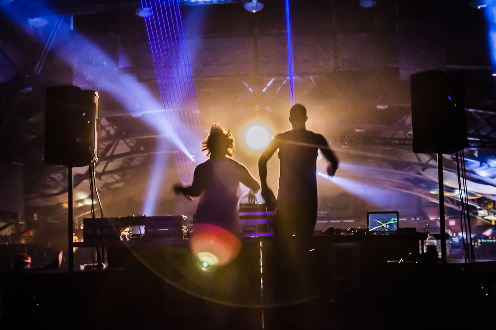 Nikolai and MeloManiac performing at Kandi Land II