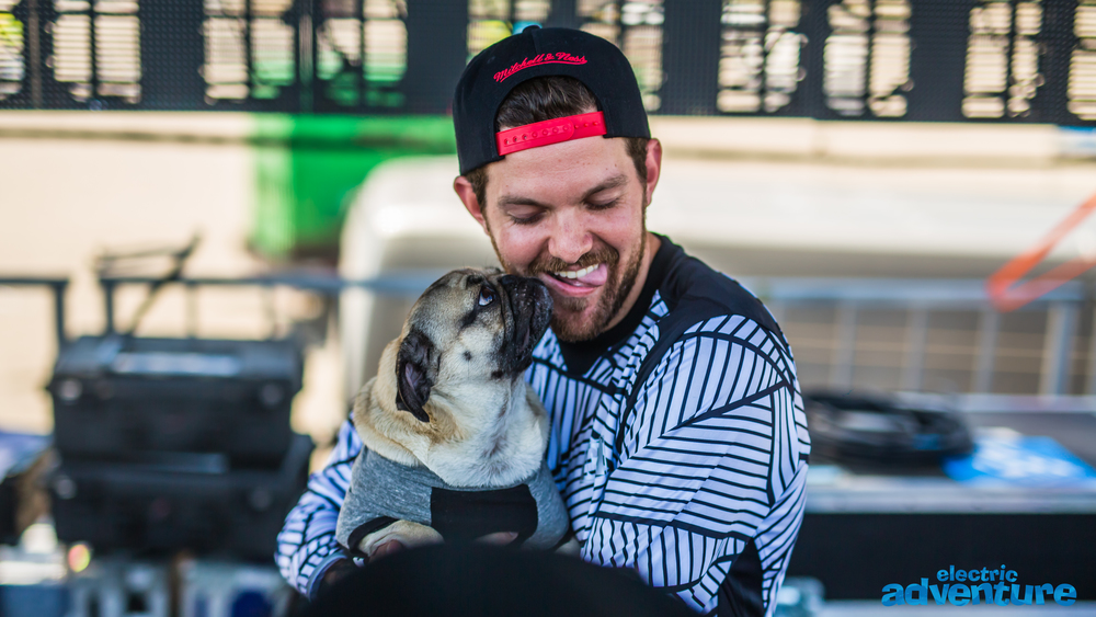 Doug the Pug & Dillon Francis
