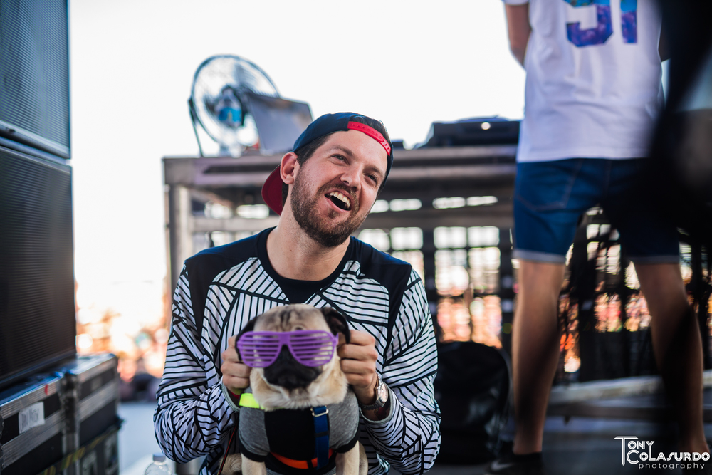 Dillon Francis & Doug The Pug @ Electric Adventure 2015