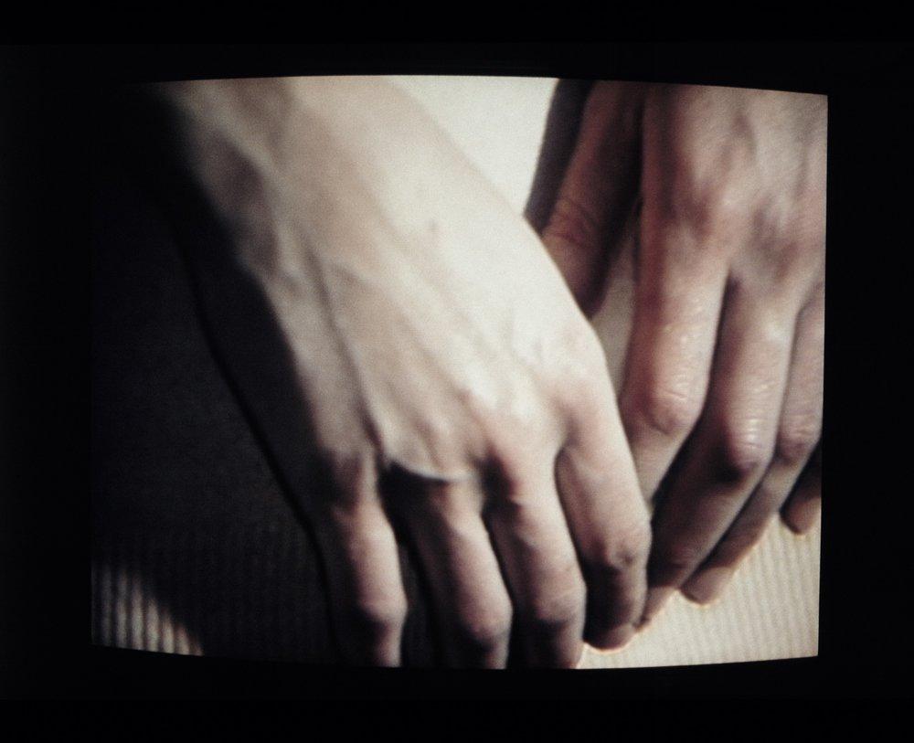 Anna Winteler, Die Hände, 1988 ©Anna Winteler