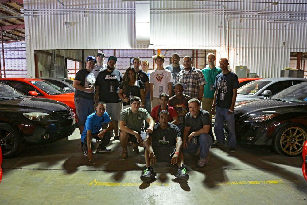 2012 EM Crew Face Off Winners - Palm Beach Crew