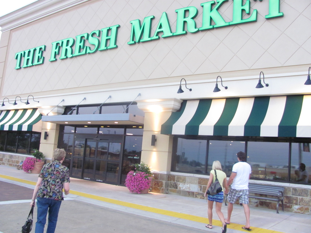 Fresh Market grocery store in Peoria, IL