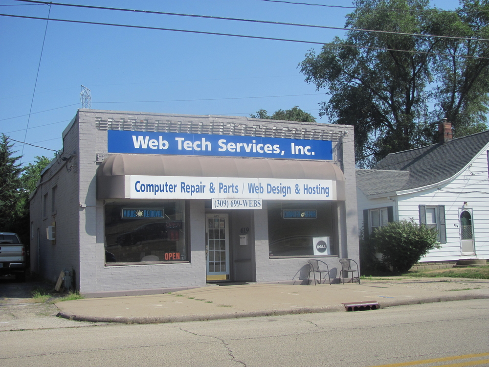Web Tech Services, Inc. in East Peoria, IL