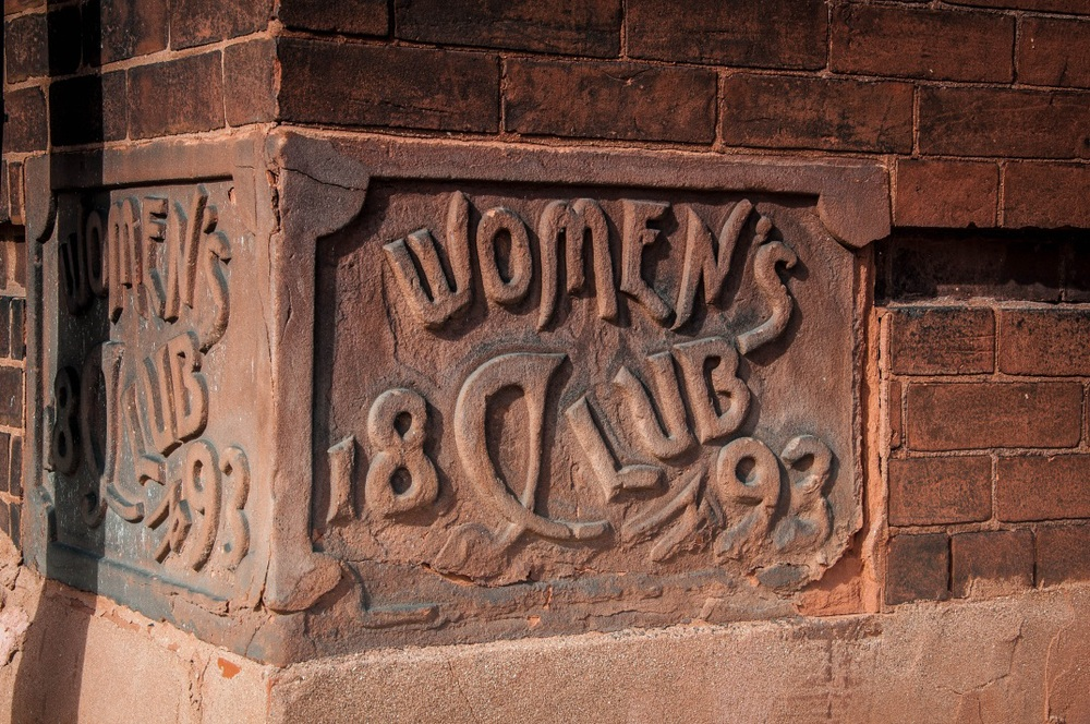 Marvin Forssander-Bair: Women's Club