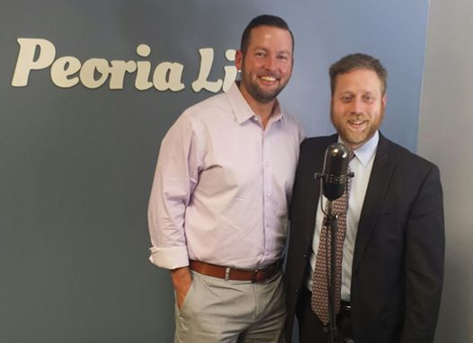 Doug Pinter visits with Attorney Jeff Bach of Bach Law of Peoria, Learn what it takes to set up your power of attorney and how to go about designating guardianship, trusts and wills.
