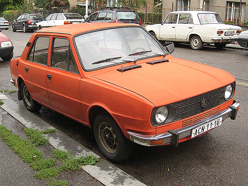 5. From which country does the Skoda car originate?  Czech Republic