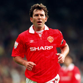 30. Who was the only footballer in the 20th century to captain three FA Cup-winning teams?  Bryan Robson  with Manchester United 1982–83, 1984–85, 1989–90.