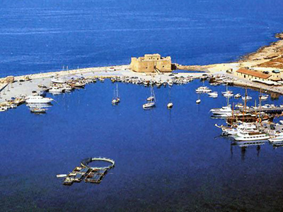 3. Paphos is an ancient city on which Mediterranean island?  Cyprus