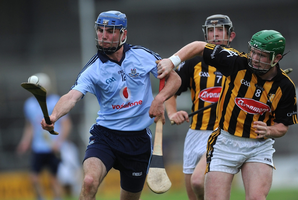 21. An Irish game, similar to the Scottish sport of shinty, is played with a wooden club or stick and a ball. What is with Irish version called?  Hurling