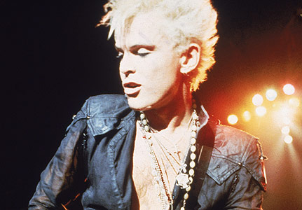19. Which artist recorded albums Rebel Yell and Whiplash Smile?  Billy Idol