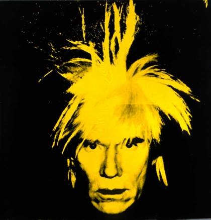 5. Whose art studio was known as The Factory?  Andy Warhol's