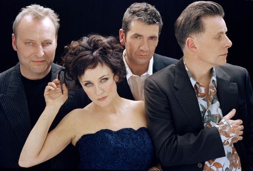 17. Who had hits in the 90's with Dignity and Real Gone Kid?  Deacon Blue