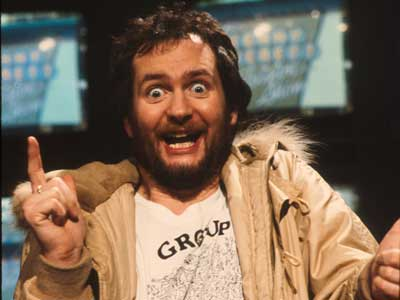 34. Sid Snot and Cupid Stunt were creations of which comic genius?  Kenny Everett
