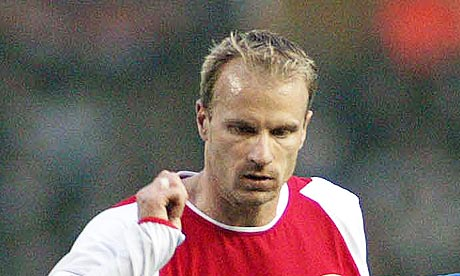 30. Dennis Bergkamp's arrival at Arsenal in 1996 was the catalyst for their now traditional brand of exciting and elegant style of football…but how many goals did he score in total for the club, was it 80, 100 or 120?  120