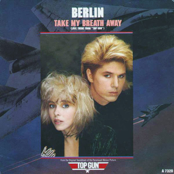 11. Which group sang the song 'Take My Breath Away' which featured in the film 'Top Gun'?  Berlin