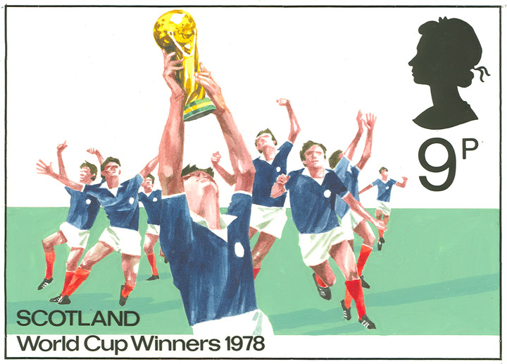 29. How many times have Scotland played in the World Cup finals? 8 times (1954, 1958, 1974, 1978, 1982, 1986, 1990 and 1998)