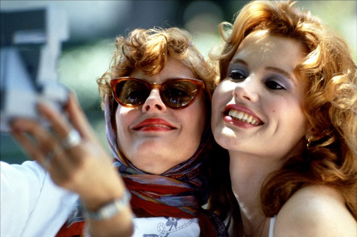 36. Who played Louise in the 1991 film 'Thelma and Louise'? Susan Sarandon