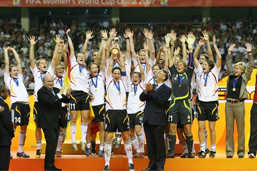 25. In which country was the FIFA Women's World Cup held in 2007?  China