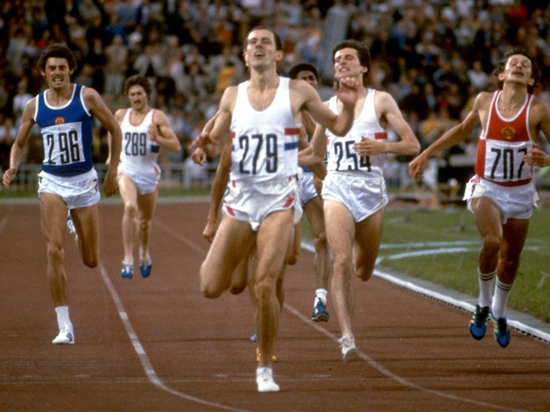 29. In Olympic athletics, what is the shortest race in which runners can move out of the lanes they start in?  800 metres