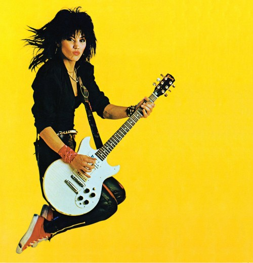 12. Who was backed by the Blackhearts in the early 1980s? Joan Jett
