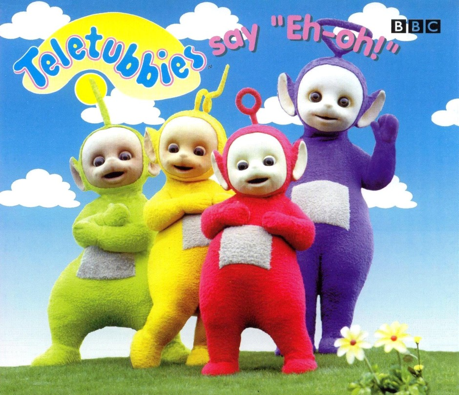31. Who were the first of these children's TV characters reach number one in the UK singles charts: The Teletubbies, The Tweenies or The Wombles? The Teletubbies (Teletubbies say Eh-Oh in 1997)