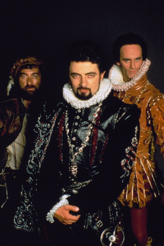 36. How many full series were there of the TV comedy Blackadder starring Rowan Atkinson? 4 series, The Black Adder (1982), Blackadder II (1986), Blackadder the Third (1987) and Blackadder goes Forth (1989)