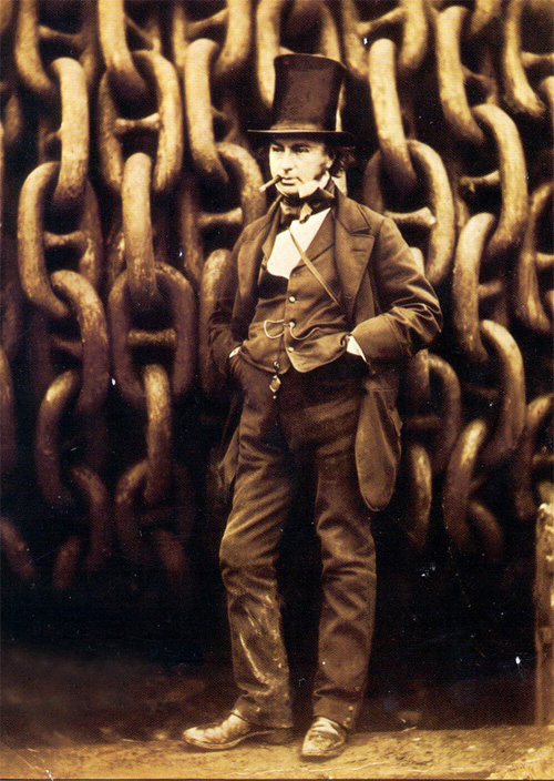 8. Who designed the first ocean-going propeller-driven iron ship, the 'Great Britain' launched in 1843? Isimbard Kingdom Brunel