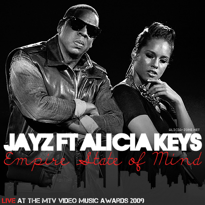 14. Which rapper teamed up with Alicia Keys for Empire State of Mind in 2009? Jay-Z