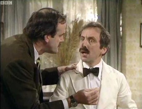 36. When Spain bought the rights to screen the classic comedy Fawlty Towers, what nationality did they give the clueless Spanish waiter Manuel when they dubbed the dialogue? Italian