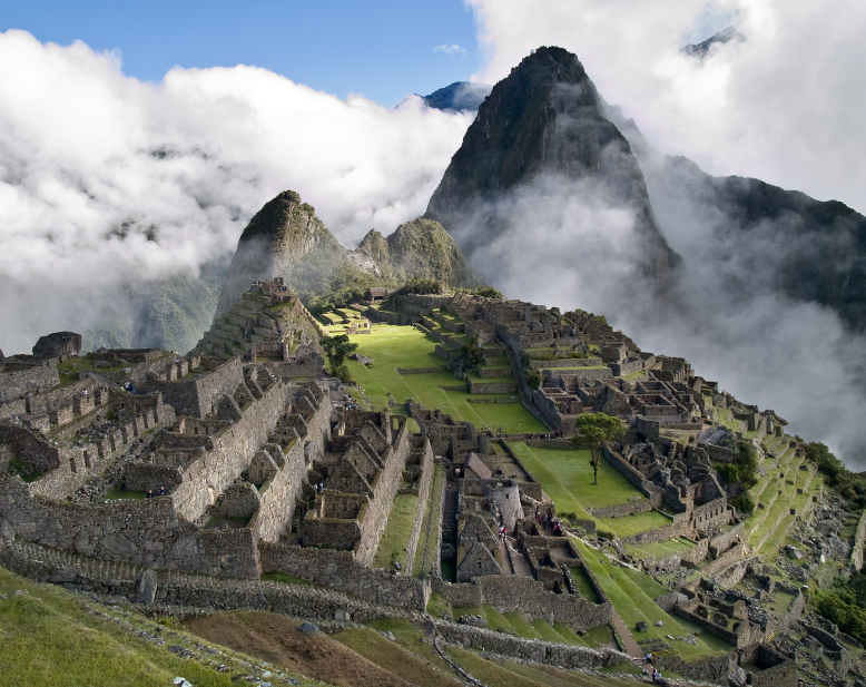 9. In 1911 the archaeologist Hiram Bingham discovered what lost city? Machu Picchu