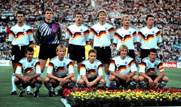 23. Which country won the 1990 Football World Cup? West Germany