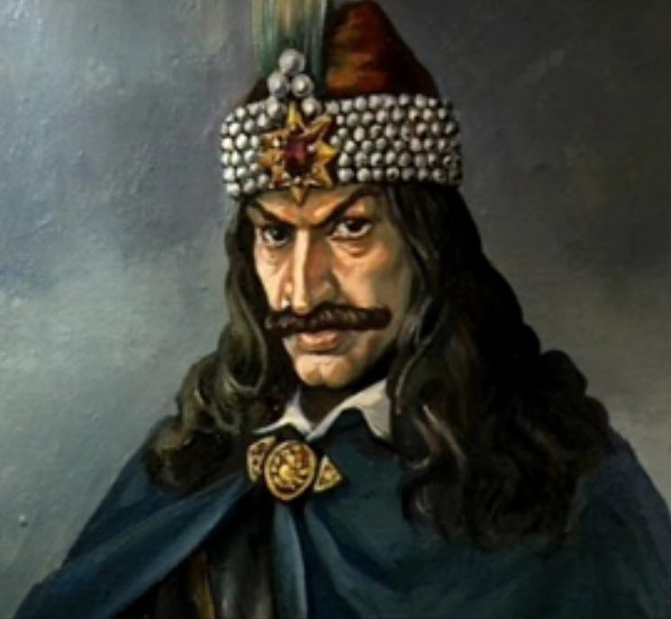 10. On which historical figure was Bram Stoker's Dracula said to have been based? Vlad the Impaler (1431-1476)