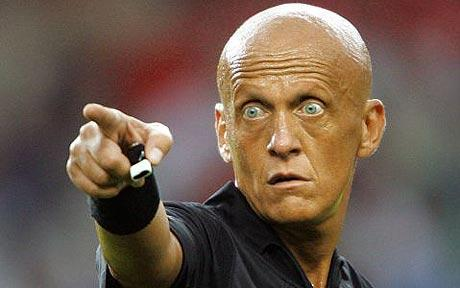 21. Name of the top Italian football referee who has an uncanny resemblance to one of the goulish characters from the horror film The Hills Have Eyes? Pierluigi Collina