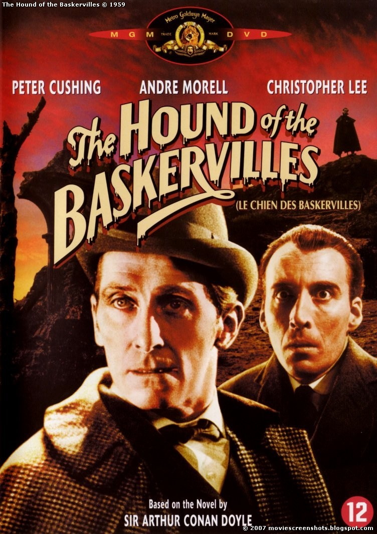 35. Who played Sherlock Holmes in the 1959 Hammer Horror classic The Hound of The Baskervilles? Peter Cushing