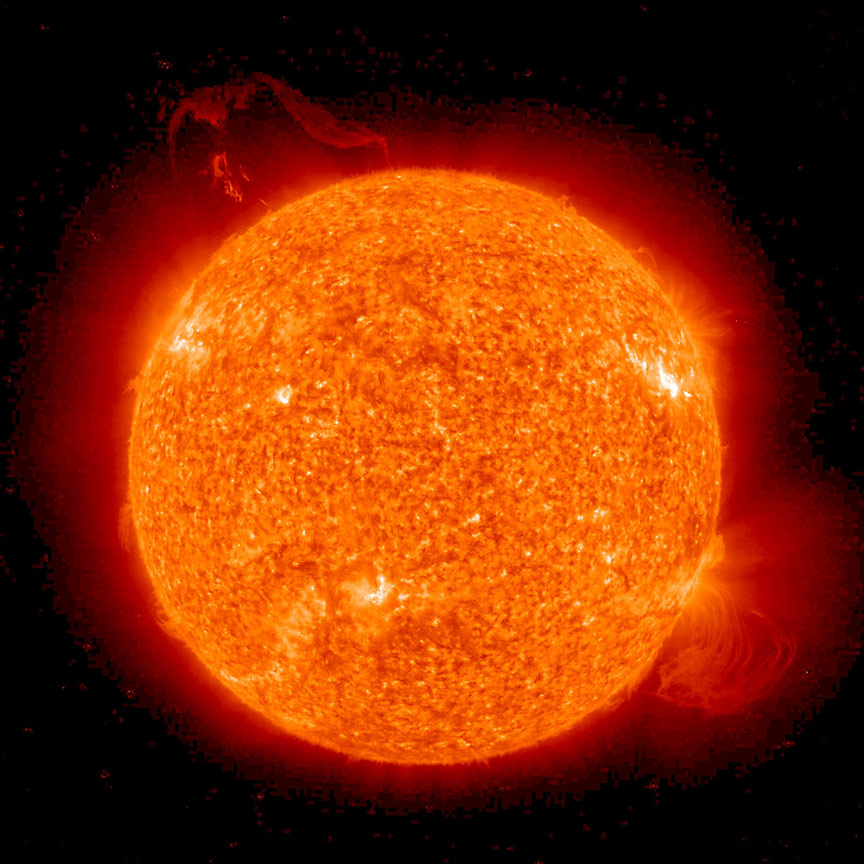 8. What does a heliologist study? The sun