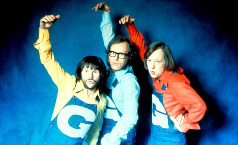 17. Which TV comedians had a hit record in the 1970s called The Funky Gibbon? The Goodies [got to number 4 in UK charts]