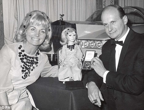 36. Which married couple were the creators of Fireball XL5, Stingray, and Thunderbirds, among others? Gerry and Sylvia Anderson